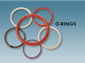 ROW INC. encapsulated O-Rings